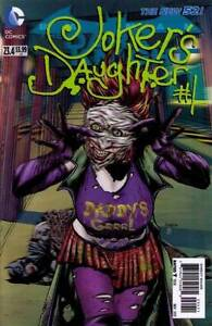 Joker's Daughter #1 3D 1st ed - First Apearance Glen Iris Boroondara Area Preview