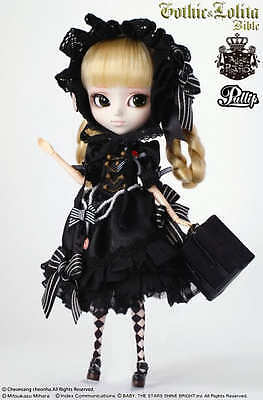 Pullip Nella gothic lolita bible Groove fashion doll in USA on Rummage