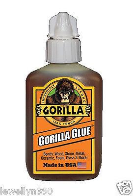 Original Incredibly Strong Gorilla Glue 2oz Bottle New