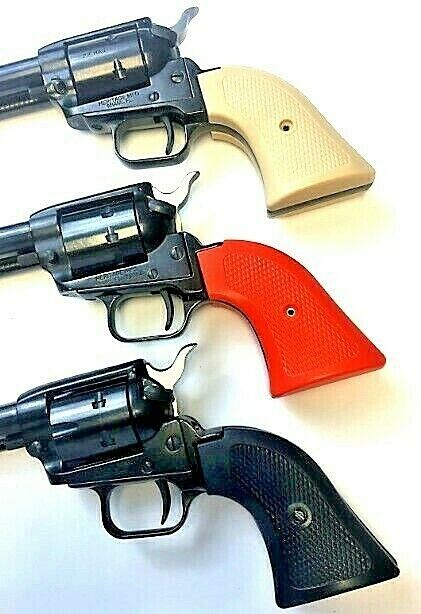 Fits Heritage Arms Rough Rider GRIPS .22 .22 MAG Classic Trio 3 Pairs Bestz - $12.50