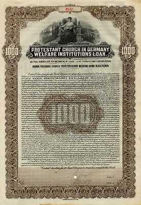 Central-Ausschuss für die innere Mission der deutschen evangelischen Kirche 1926
