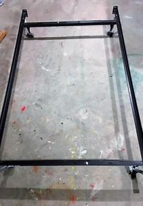 Twin bed metal frame - $30 OBO