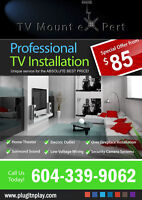 TV Mount eXpert & TV installation service by iMountTV