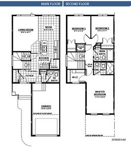 2 year old duplex for rent in West Edmonton