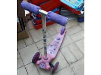 Mickey mouse kids scooter