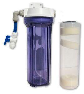 Aquarium Media Reactor Water Filter Reef Max GFO Phosban Carbon maxi jet adapter