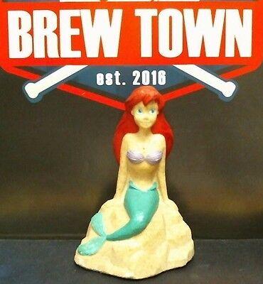 Walt Disney My Little Mermaid Ariel Sand Sculpture Figurine #1 (Z22)