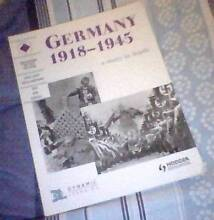 Germany 1918 - 1945 (Year 11 study in depth) Thornlie Gosnells Area Preview