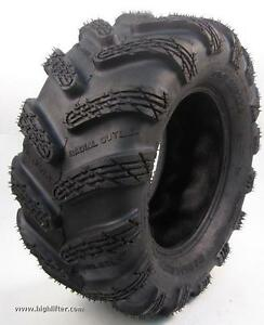 CLEAROUT!! Highlifter Radial OUTLAW Tires, 27x9.5x14 & 27x12x14 Edmonton Edmonton Area image 1