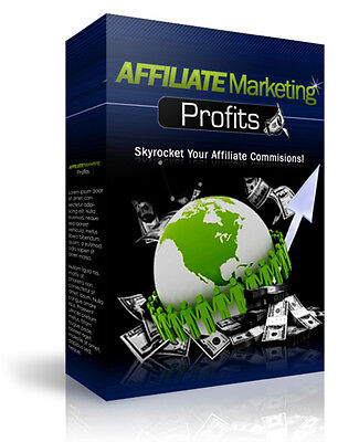 Affiliate Marketing Profits.  No Product Needed. Skyrocket Your Commissions (CD)