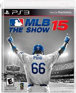 Looking for MLB The Show 15 for PS3