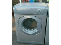 Hotpoint 6kg Vented Dryer & 3 month warranty