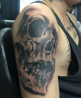 Tattoo Artist In Brampton