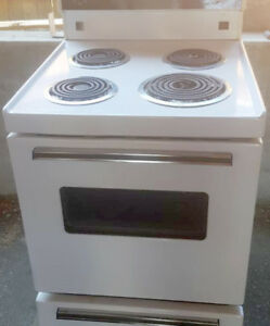 Apartment size stove [24 inches wide]