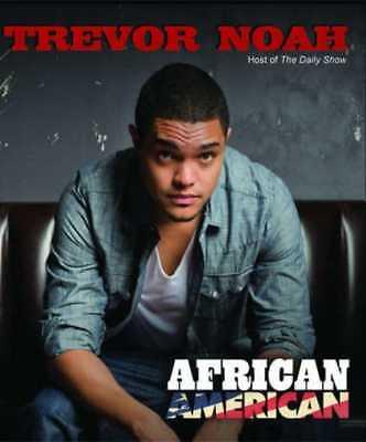Trevor Noah  African American  Blu Ray  New Dvd