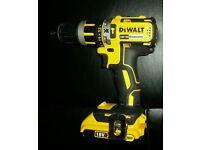 Dewalt DCD795 Brushless Hammer Drill