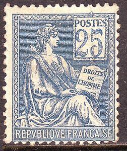 MOUCHON n° 114 N** - France - MOUCHON n 114 N - France