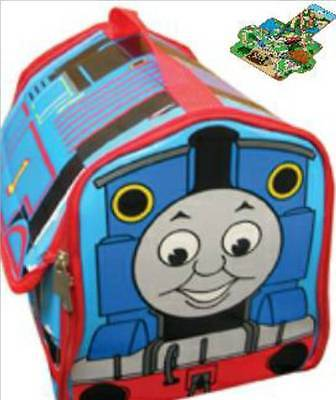 THOMAS the TANK & FRIENDS - CARRY CASE & PLAYMAT!! **BRAND NEW/RARE*USA SELLER**