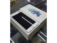*RECEIPT INCLUDED* AS NEW iPhone 6s PLUS 16GB Silver *UNLOCKED* - 11 Months Apple Warranty Remaining