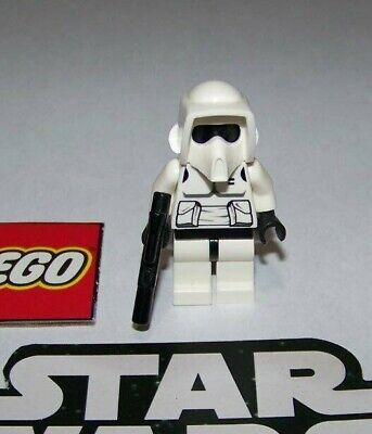 LEGO® STAR WARS™ 9489 original SCOUT TROOPER Minifigure™ 100/% LEGO Blaster