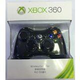 Genuine Wireless Game Controller For Microsoft Xbox 360 Gamepad Black US Stock