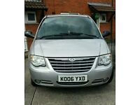 Chrysler voyager 7 seater 69900 miles .cambelt changed