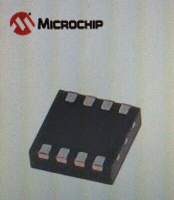 Lot Of 19 Microchip 24vl024tmny Eeprom 2k 256 X 8 Serial Ee 1.5vv123