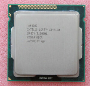 Intel Core i3-2120 @ 3.30GHz