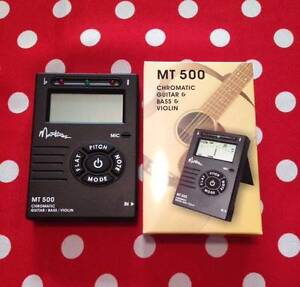 Martinez MT500 Guitar Bass Violin Chromatic Tuner *NEW* Lockleys West Torrens Area Preview