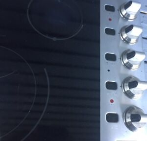 """Used 36"""" Sears Electric Stovetop ( suitable for a cottage )"""