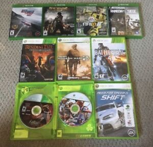 Xbox One/ 360 games