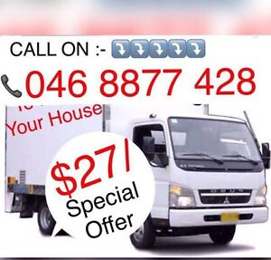 CHEAPEST LOCAL & INTERSTATE MOVERS just $27/h ONLY Blacktown Blacktown Area Preview