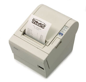 Epson TM-T88 Thermal receipt Printers