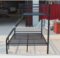 Metal frame double bunk