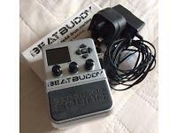 Beatbuddy drum pedal, Digitech 3 way controller