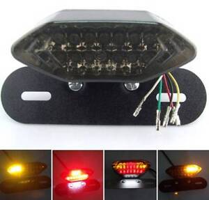 LED-Motorcycle-Tail-Turn-Signal-Brake-License-Plate-Integrated-Light-Fr-Quad-ATV