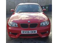 BMW 1 Series 120i Sport Automatic 5 Door Full Leather interior only £3999
