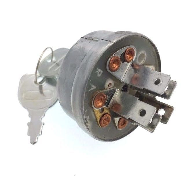 Ignition Key Switch for AM103286 JD Mowers 110 112 120 140 2