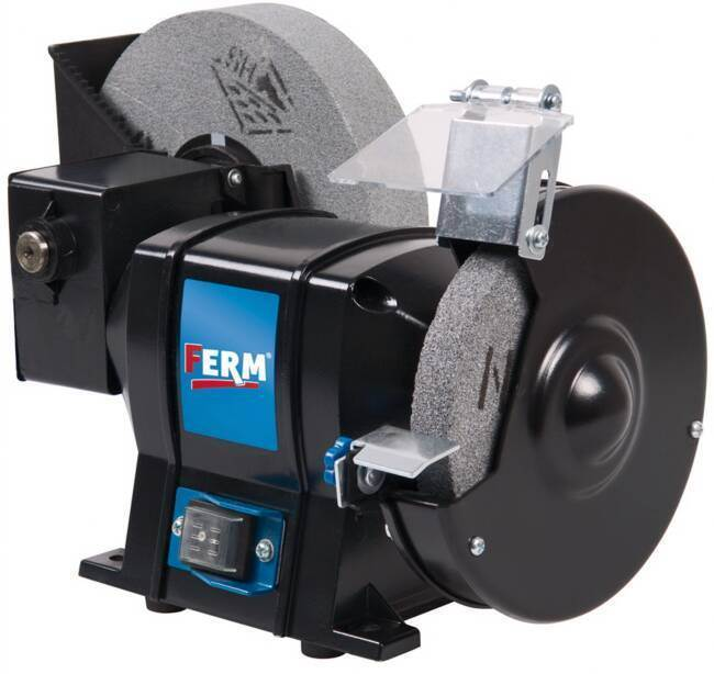 Wet & Dry Bench Grinder Wetstone Grinding Stone Water Cooled 250W