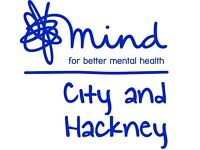 Volunteers needed at Mind, the mental health charity (City and Hackney Mind)