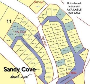 Seasonal Rental for 2018 now available $3500/season for Lot 1