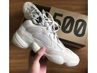 Adidas Yeezy 500 Blush UK7.5 UK8