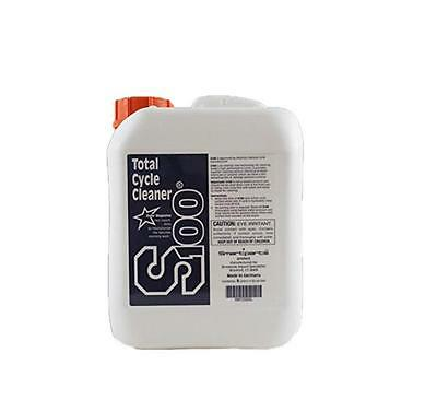 INSTOCK S100 TOTAL CYCLE CLEANER 5 LITER CANISTER 12005L