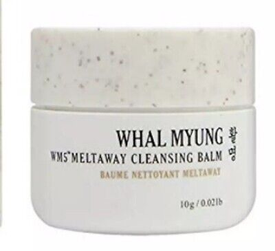 Whal Myung Meltaway Cleansing Balm 10 g Makeup Remover Hydrating Deluxe Travel