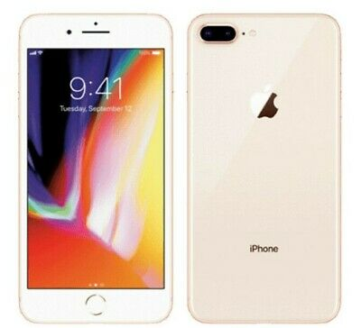 Apple iPhone 8 Plus | 64GB |Gold | LTE CDMA/GSM | Unlocked