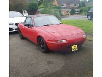 Mx5 1.8 manual 1994 EUNOS