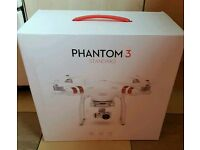 Phantom 3 Standard in as new condition
