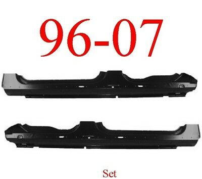 96 07 Ford Taurus Extended Rocker Set Panel Assembly, Mercury Sable