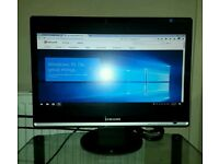 "Samsung syncmaster 226bw 22"" monitor"