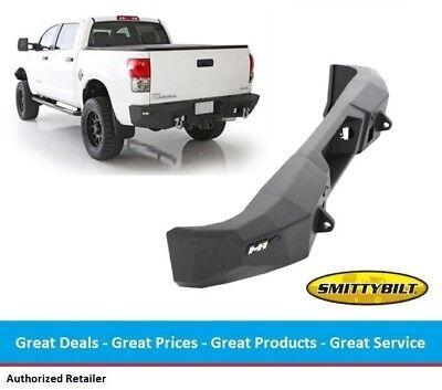 Smittybilt M1 Rear Bumper w/ D-Ring Mounts & Light Kit for Toyota Tundra (07-13)